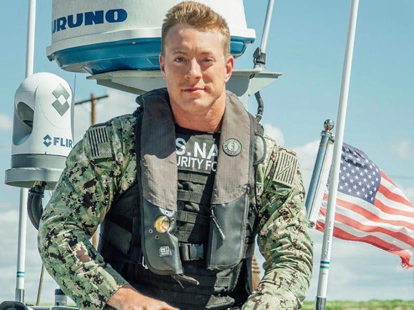 Austen Alexander US Navy