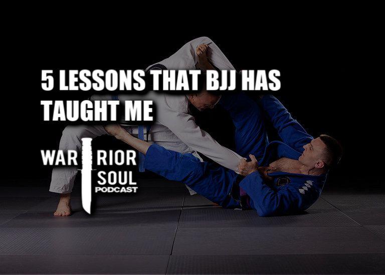 Brazilian Jiu-Jitsu Lessons