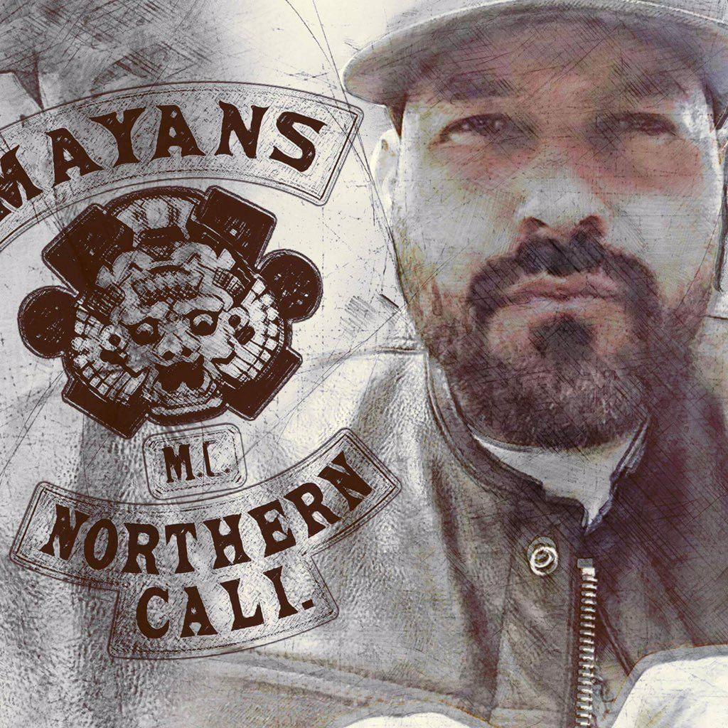 Vincent Rocco Vargas Mayans MC