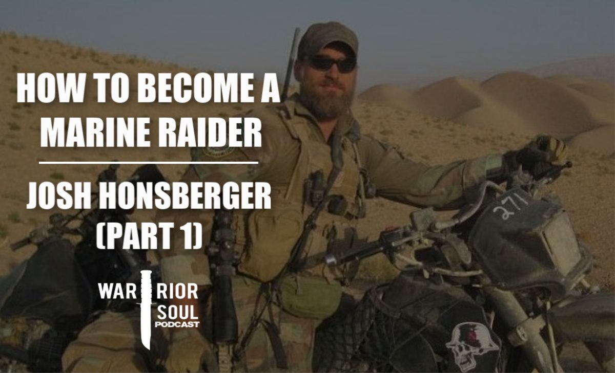 how to become a marine raider