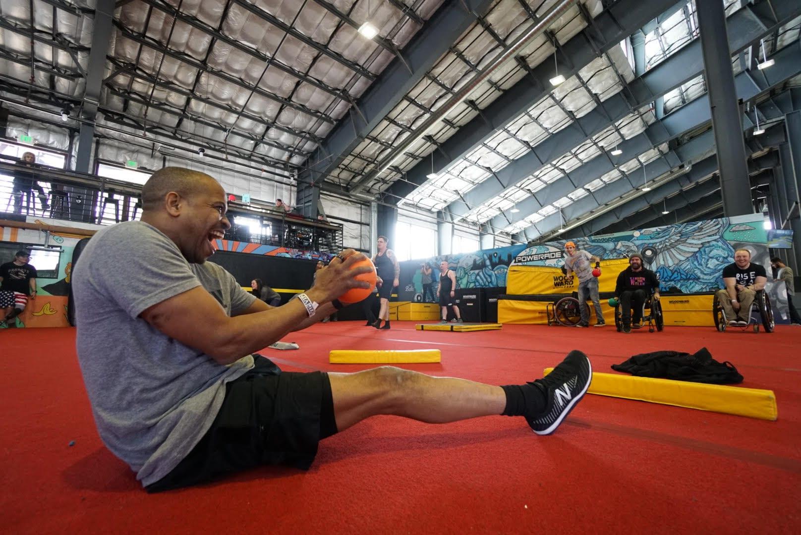 Keith Murphy - Adaptive Training Foundation