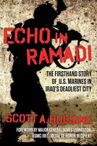 Echo in Ramadi by Scott Huesing