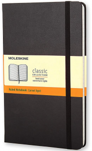 Molskin Notebook for Productivity