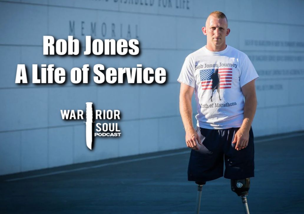 Rob Jones - USMC Veteran