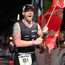 Mike Ergo Ironman Marine