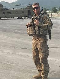Nick Bare Army Ranger